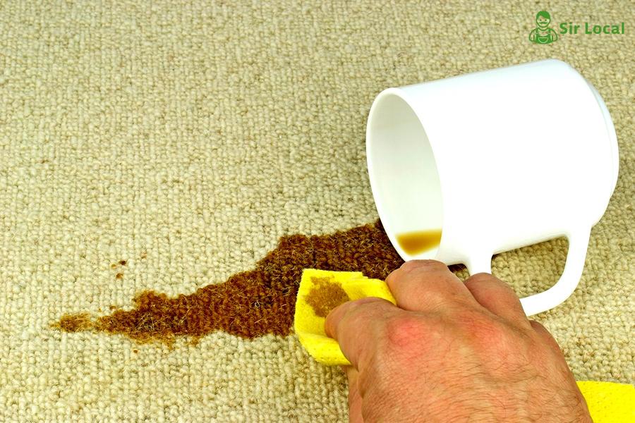Jak Wywabić Plamy Z Kawy Z Dywanu I Innych Tekstyliów